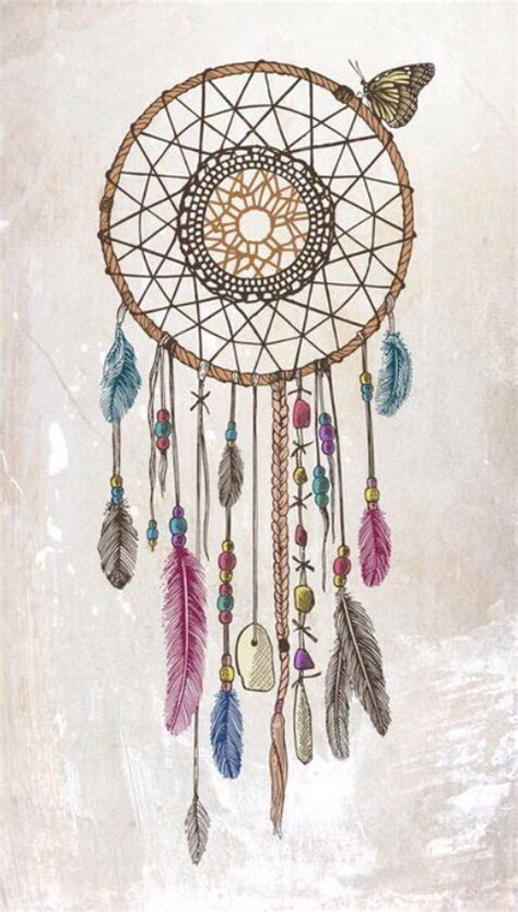 dream catcher } drawing | Nice Things | Pinterest