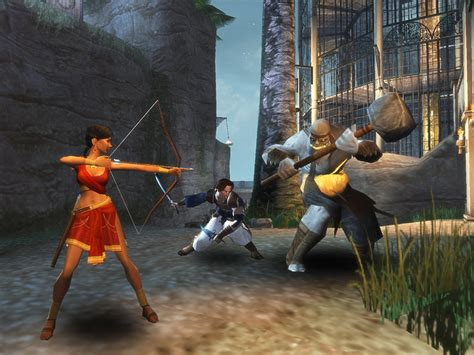 Prince of Persia: The Sands of Time | Screenshots | GeForce