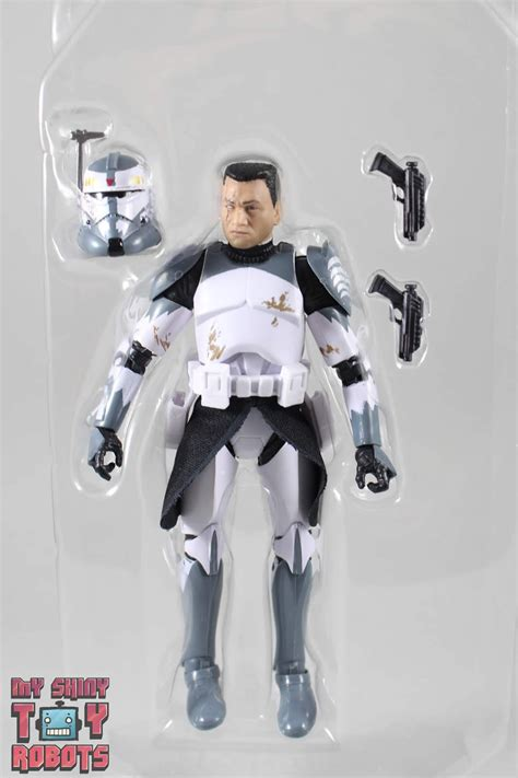 My Shiny Toy Robots: Toybox REVIEW: Star Wars Black Series