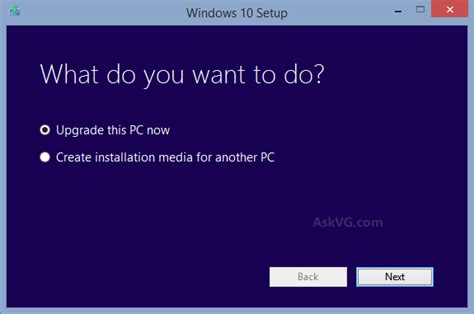 Download Latest Windows 10 Setup ISO for Clean Install or