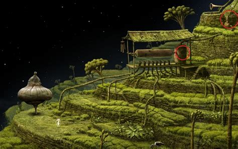 Enter the tower | Monk Planet - Samorost 3 Game Guide