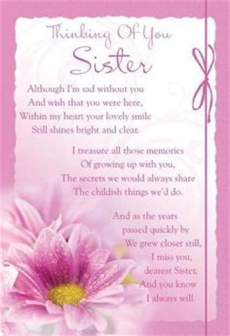 BIRTHDAY QUOTES FOR SISTER IN HEAVEN image quotes at