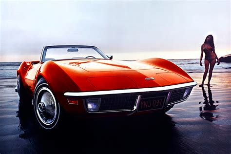 Chevrolet Corvette Convertible: A Visual History from C1