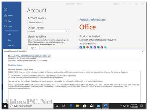 Windows 10 Pro X64 AIO incl Office 2019 Free Download