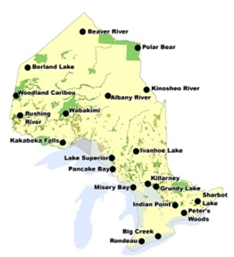 Soundscapes from across Ontario - Parks Blog