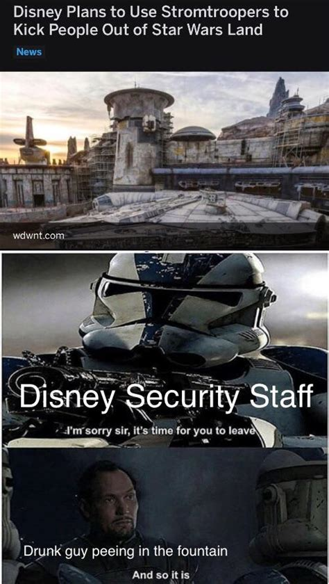 My lord Disney, is that legal? : PrequelMemes