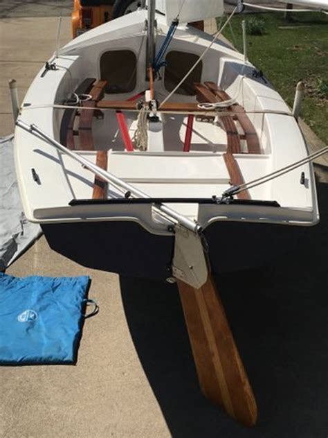 C and L 16, 1984, Mansfield, Ohio, sailboat for sale from