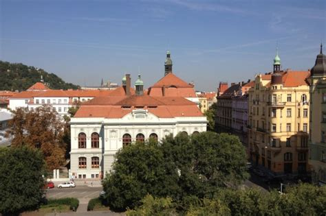 Prague central apartment with a beautiful view | Home for
