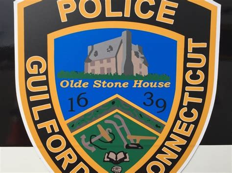 Guilford Police Blotter: Aug
