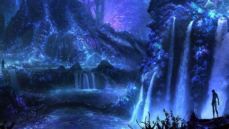 Article - Purest Spirits: Na'vi Ritual at the Tree of