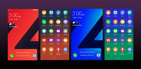 Tizen's new features and user interface changes detailed
