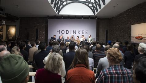 An Open Letter To The Watch Community - HODINKEE