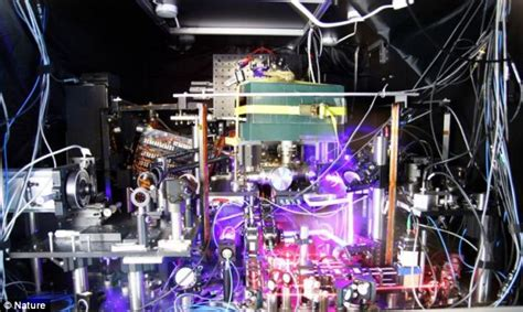 The world's most accurate clock revealed - and it won't