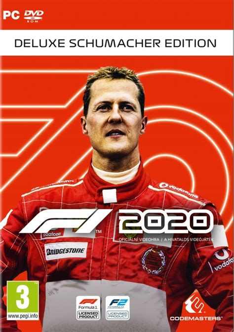 F1 2020 - Deluxe Schumacher Edition Hra pre PC - GameExpres