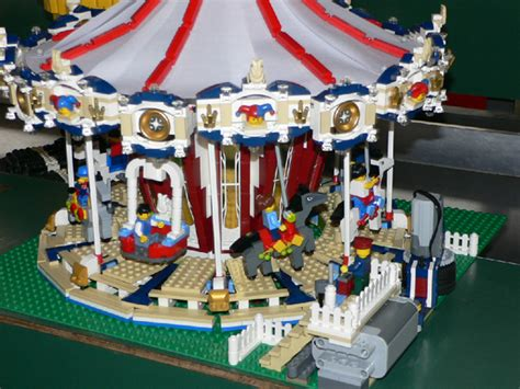 Presenting the 10196: Grand Carousel