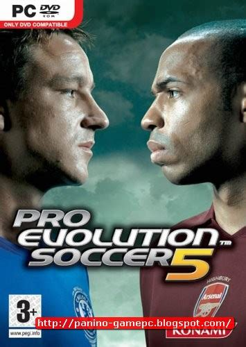 Pes 2005 Full Version (For PC) Free Download Top Download