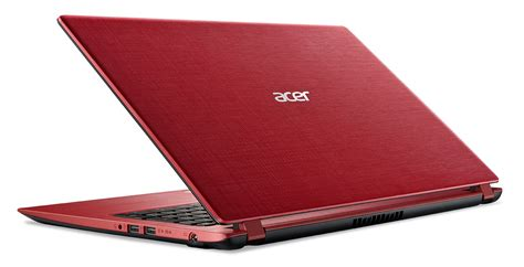 Acer Aspire 3 Oxidant Red (A315-51-31XP) (NX