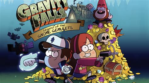 Disney's Gravity Falls coming to 3DS this fall, courtesy