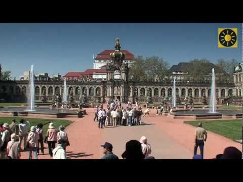 Zwinger Palace, Dresden [HD] - YouTube