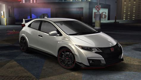 Need For Speed Carbon 2015 Honda Civic Type-R   NFSCars