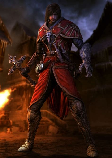 Castlevania: Lords of Shadow Concept Art