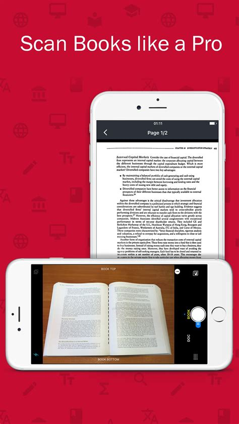 ABBYY launches BookScanner iOS app, scan documents with