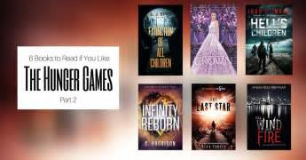 Books to Read if You Like the Hunger Games: Part 2