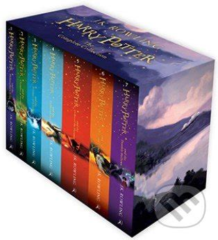 Harry Potter (The Complete Collection) (J