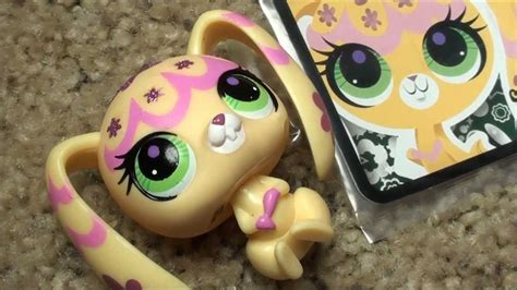 NEW PETS AND FRIENDS Littlest Pet Shop SWEETEST PETS bunny