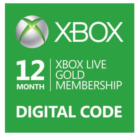 Deal: 12-Month Xbox LIVE Gold Membership For Only $39