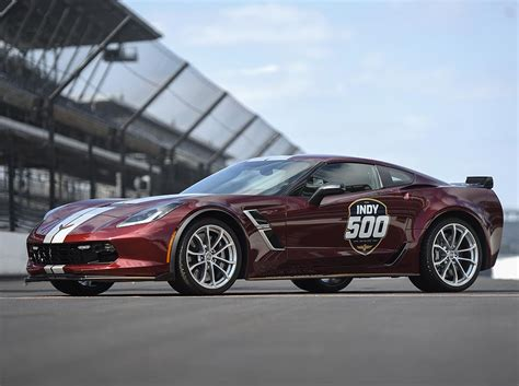 2019 Corvette Grand Sport To Pace Indy 500 | SPEED SPORT