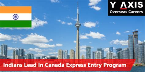 Indians Lead In Canada Express Entry Program | Y-Axis