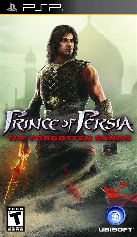 Prince of Persia: The Forgotten Sands (PSP) | Prince of