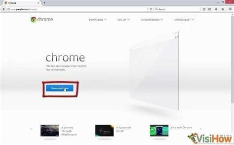Download and Install Google Chrome for Windows 8 - VisiHow