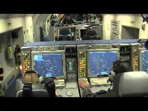 An AWACS Mission in Less Than 3 Minutes - YouTube