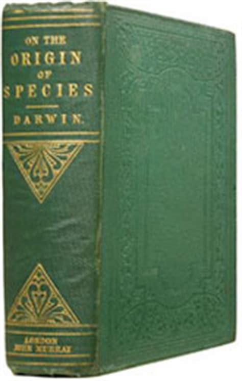 First edition of Darwin's Origin of Species Goes for £