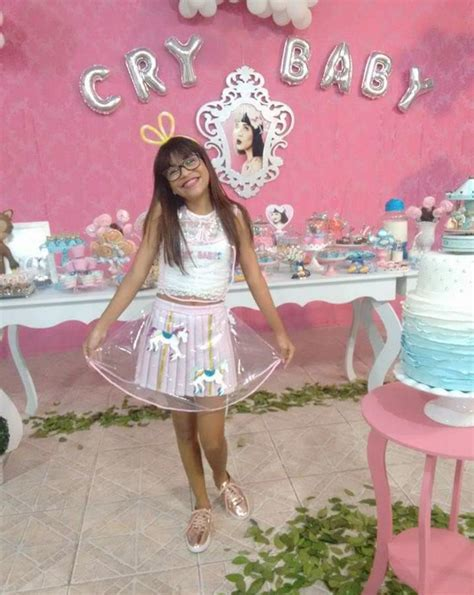 This Melanie Martinez Fan Had The ULTIMATE Cry Baby Themed