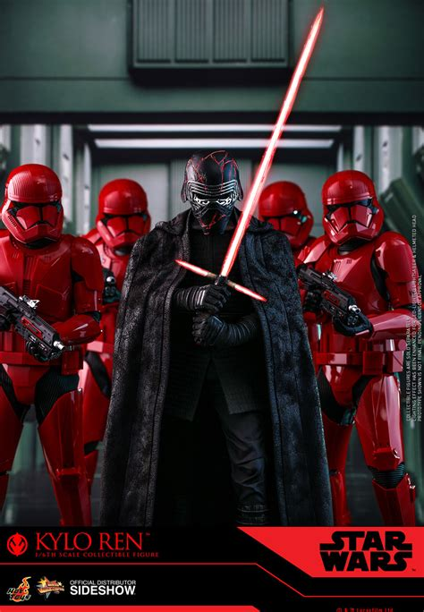 SUPREME LEADER Kylo Ren 1/6 Scale Sideshow Collectibles