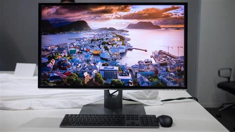 Dell unveils the first 8K monitor and it's mind blowing