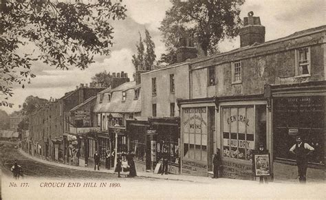 Crouch End Postcards