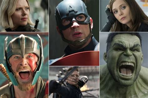 Which Marvel superhero are you? Find out which of the