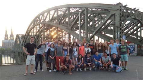 German Summer Courses for Teenagers in Cologne - Humboldt