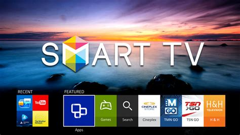 Smart TV interfaces push back against streaming boxes