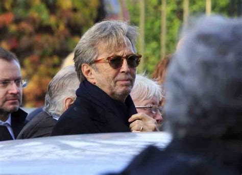 Jack Bruce funeral: Eric Clapton and Ginger Baker pay a