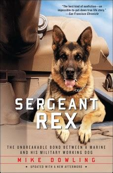 Sergeant Rex   Book by Mike Dowling, Damien Lewis