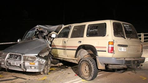 Man killed, girl critical after spate of serious car