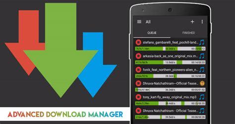 Advanced Download Manager for Android (ADM App) - HowToMob