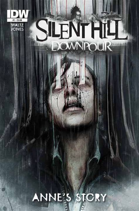 Silent Hill: Downpour's story to continue in comic series