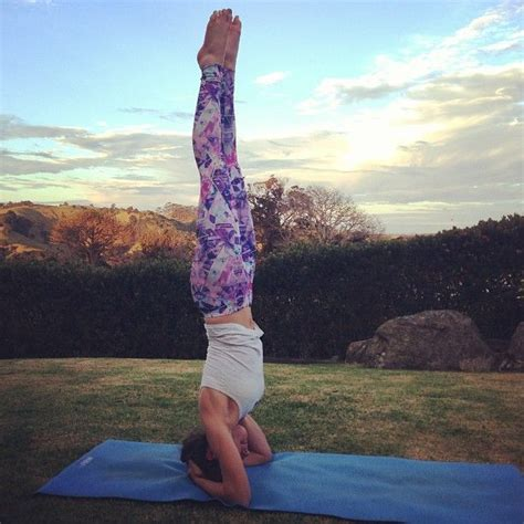 17 Best images about Headstand Yoga on Pinterest | Yoga