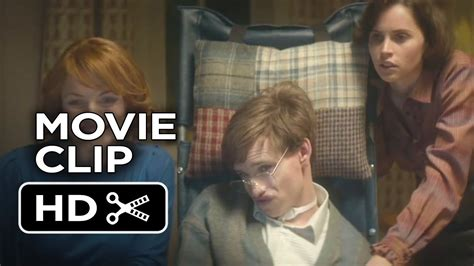 The Theory of Everything Movie CLIP - My Name is Stephen